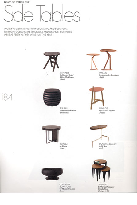elle deco collections